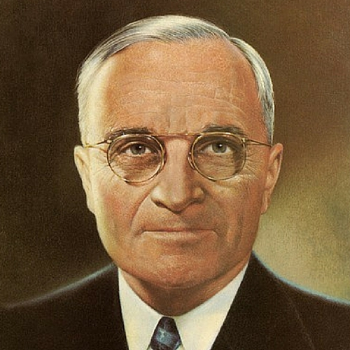 Lefthanders Legacy, Harry S Truman
