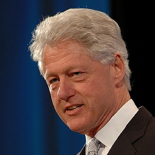 Lefthanders Legacy, Bill Clinton