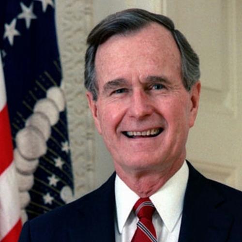 Lefthanders Legacy, George Herbert Walker Bush