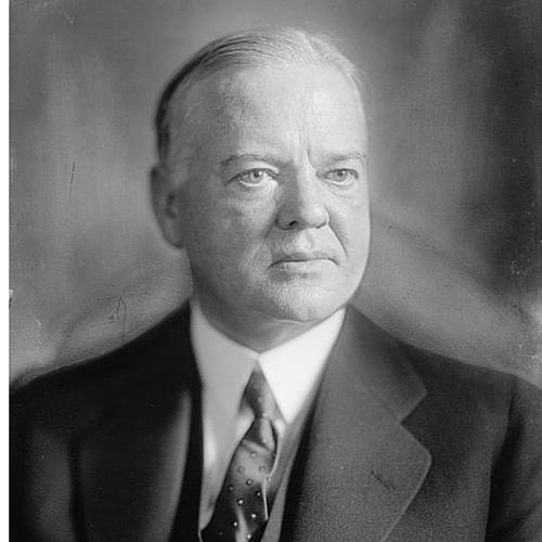 Lefthanders Legacy, Herbert Hoover