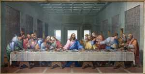 Divinci's Paintings - The Last Supper