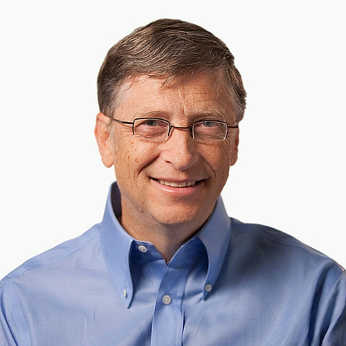 Lefthanders Legacy, Bill Gates