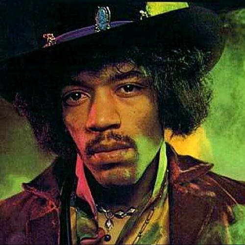 Lefthanders Legacy, Jimi Hendrix