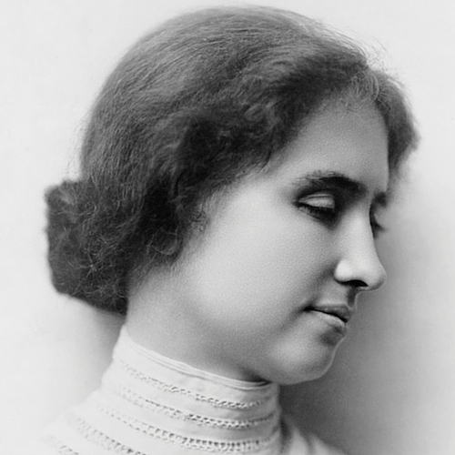 Lefthanders Legacy, Helen Keller