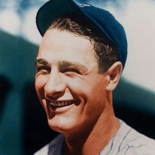 Lefthanders Legacy, Lou Gehrig