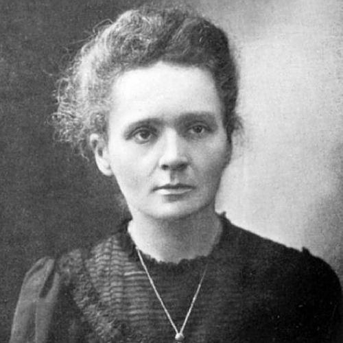 Lefthanders Legacy, Marie Curie