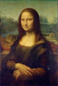 Divinci's Paintings - Mona Lisa
