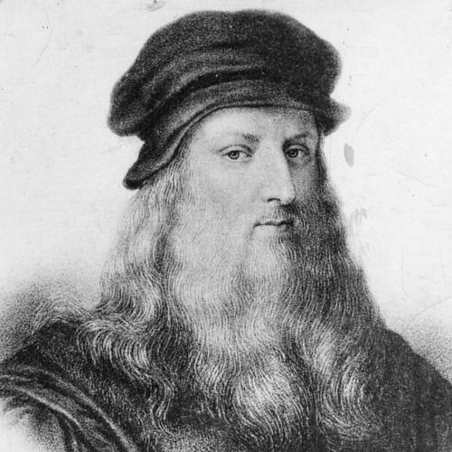 Lefthanders Legacy, Leonardo da Vinci